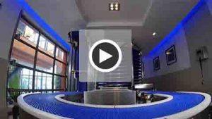 Video Production Companies In Johannesburg BlueBelt 2 showing conveyer belt