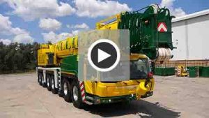 Video production companies in Johannesburg Randburg Allied showing crane for hire
