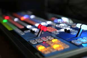 Video production equipment live broadcast TV